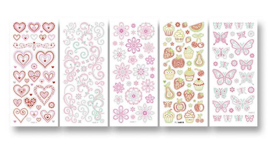 folia Crystal Sticker Sommer