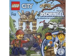 LEGO City 19 Dschungel CD