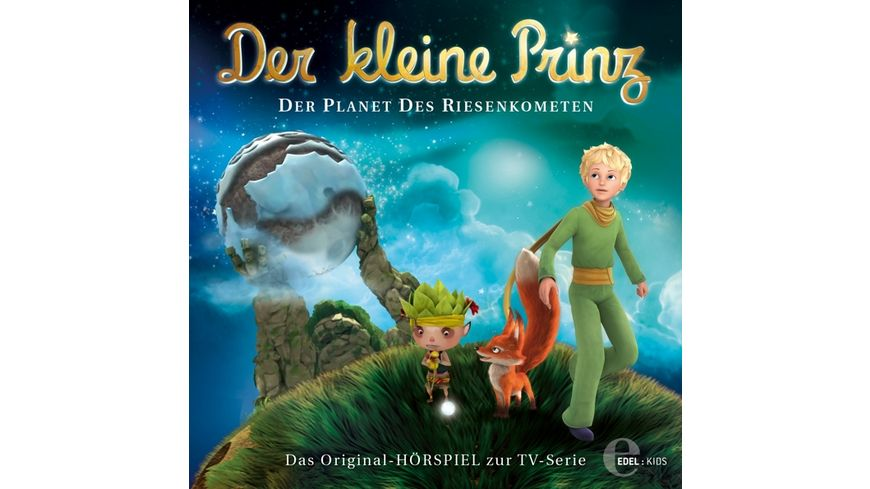 30 Original HSP TV Der Planet Des Riesenkometen