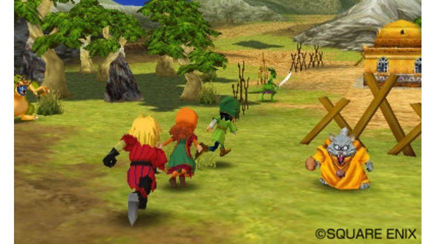 Dragon Quest VII Fragmente der Vergangenheit