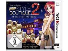 New Style Boutique 2 Mode von morgen