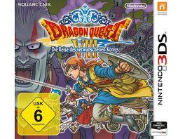 Dragon Quest VIII Die Reise des verw Koenigs