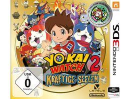 Yo Kai Watch 2 Kraeftige Seelen