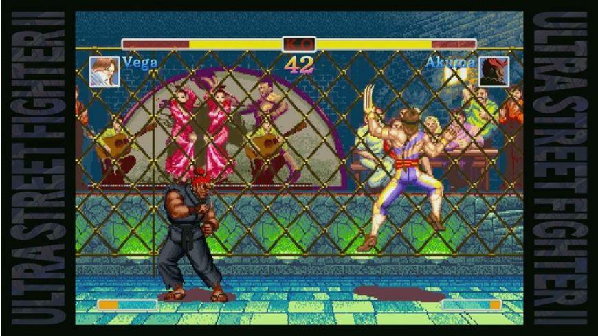 Ultra Street Fighter II The Final Challengers