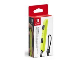 Nintendo Switch Handgelenksschlaufe Gelb