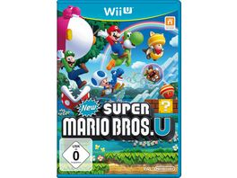New Super Mario Bros New Super Luigi U