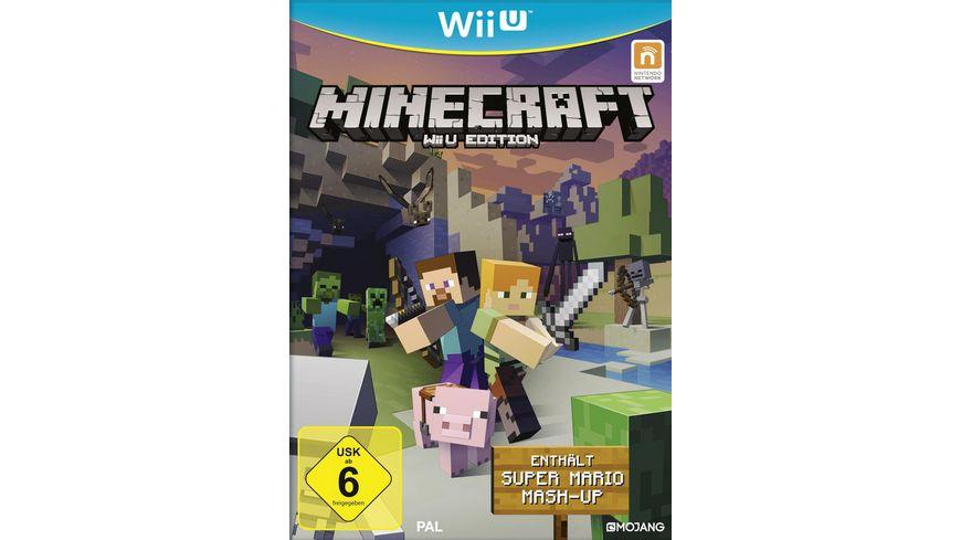 Minecraft inkl Super Mario Mash Up