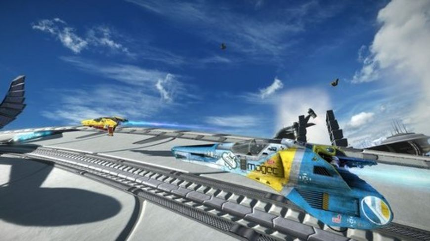 WipEout Omega Collection