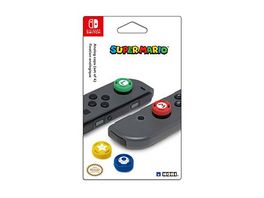 Nintendo Switch Analog Stick Caps Super Mario