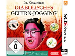 Dr Kawashimas Diabolisches Gehirn Jogging