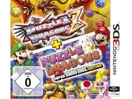 Puzzle Dragons Z Puzzle Dragons Mario