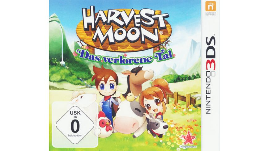 Harvest Moon Das verlorene Tal