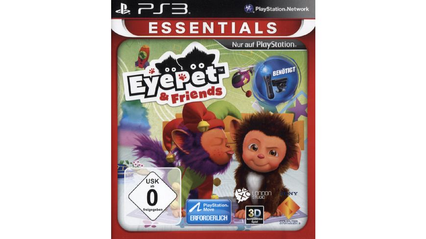 EyePet Friends Move