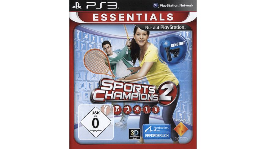 Sports Champions 2 Move