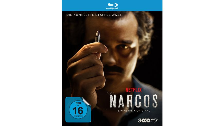 Narcos Staffel 2 3 BRs