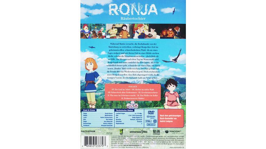 Ronja Raeubertochter Vol 2