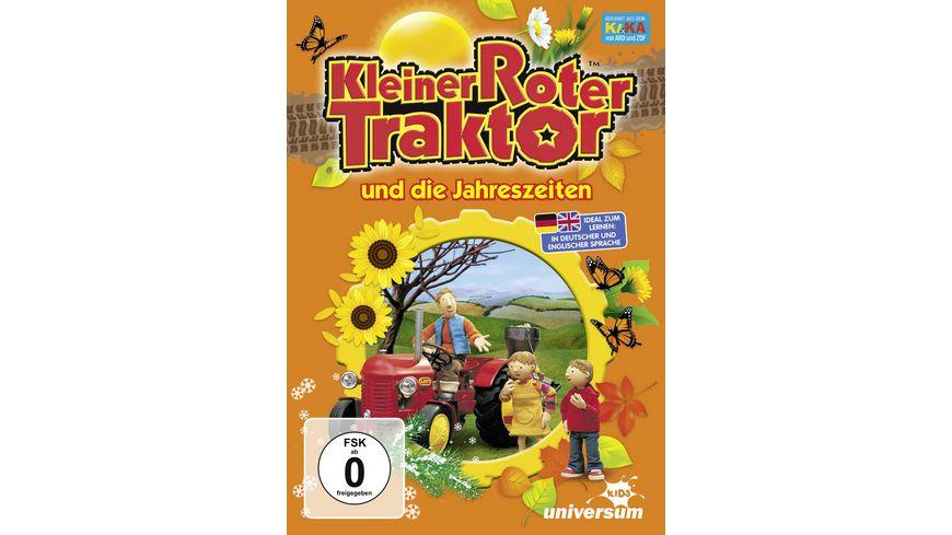 Kleiner Roter Traktor und die Jahreszeiten