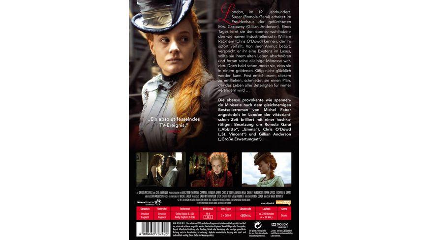 Das karmesinrote Bluetenblatt 2 DVDs