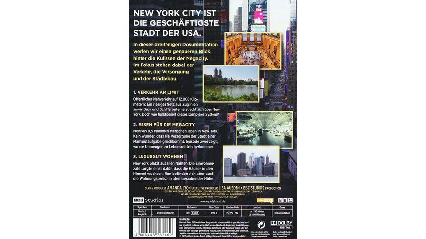 New York Die Stadt die niemals schlaeft