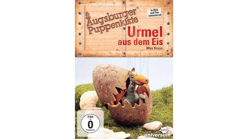 Urmel aus dem Eis Augsburger Puppenkiste