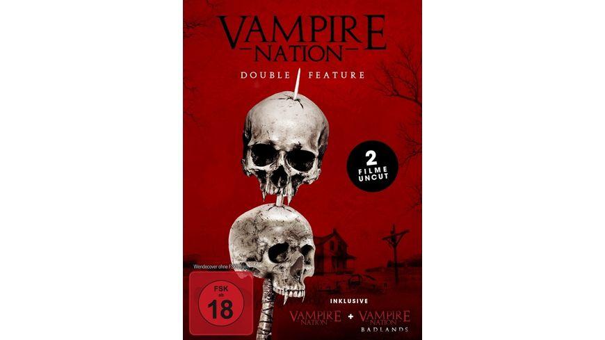 Vampire Nation Double Feature Uncut 2 DVDs