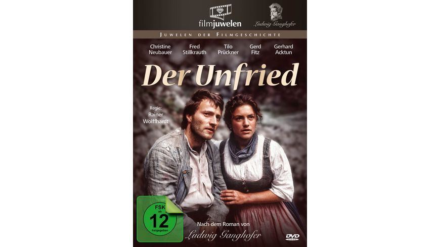 Der Unfried Die Ganghofer Verfilmungen Filmjuwelen