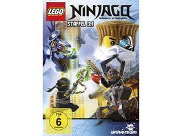 LEGO Ninjago Staffel 3 1