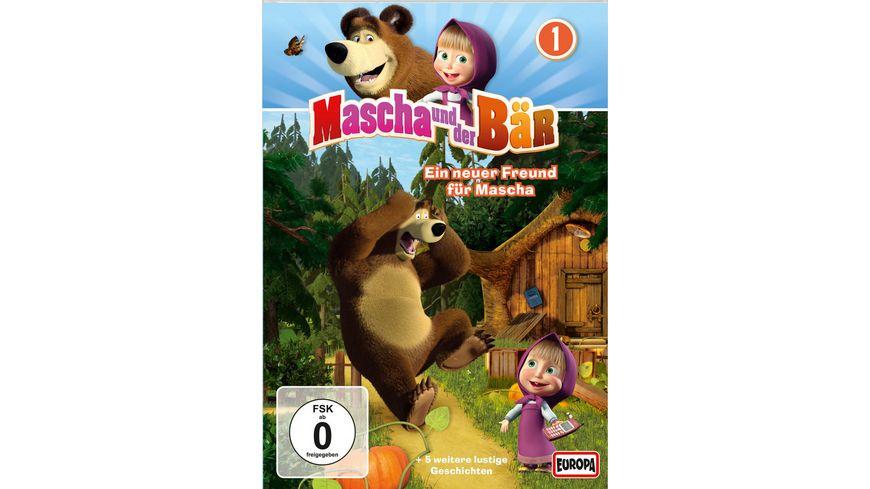 Mascha und der Baer 1 Ein neuer Freund fuer Mascha