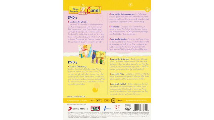 Meine Freundin Conni 3 4 2 DVDs