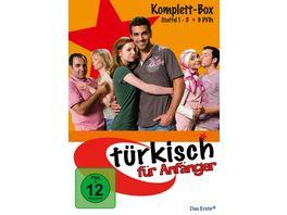 Tuerkisch fuer Anfaenger Staffel 1 3 Box 9 DVDs