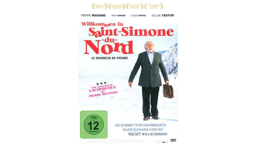 Willkommen in Saint Simone du Nord