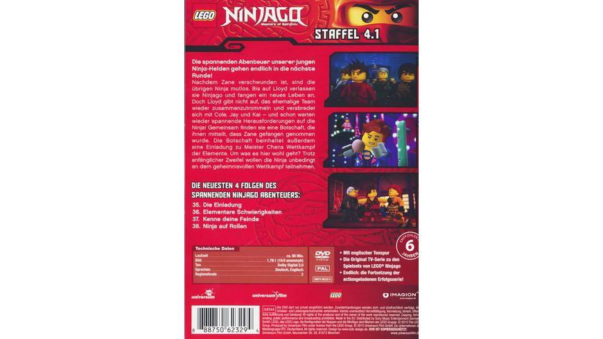 LEGO Ninjago Staffel 4 1