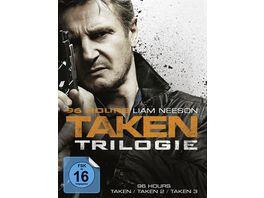 96 Hours Taken 1 3 3 DVDs