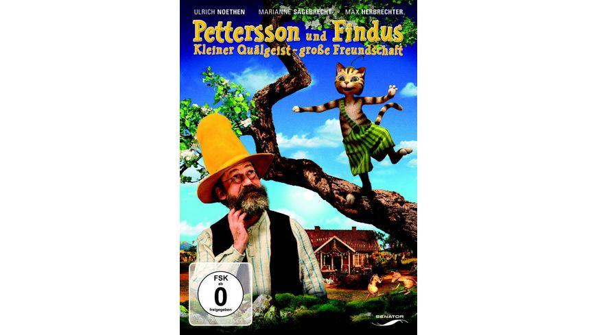 Pettersson und Findus Kleiner Quaelgeist grosse Freundschaft