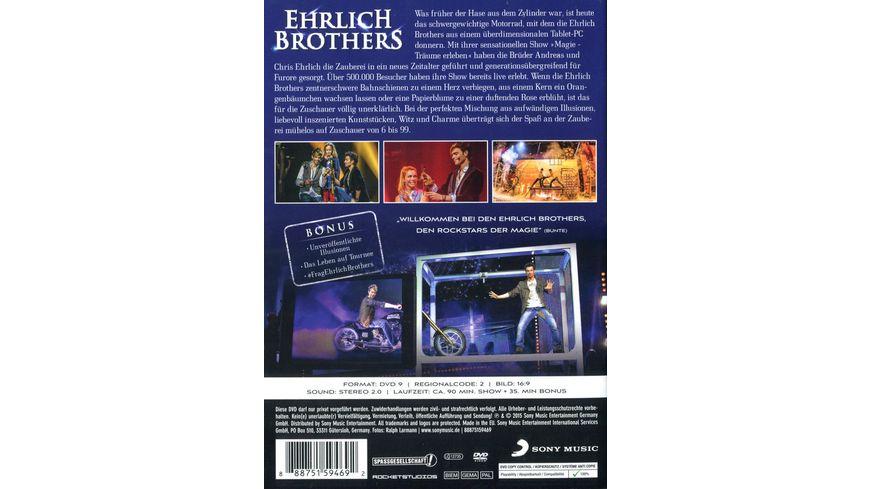 Ehrlich Brothers Magie Traeume erleben