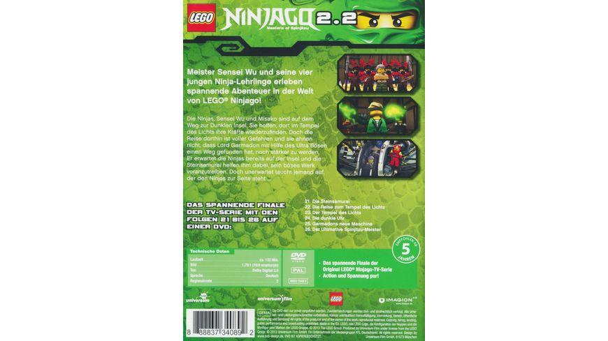 LEGO Ninjago Staffel 2 2