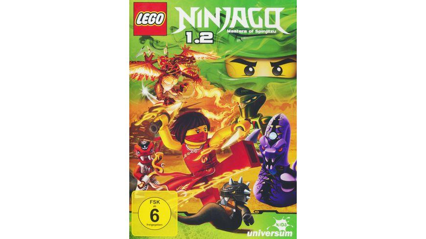 LEGO Ninjago Staffel 1 2