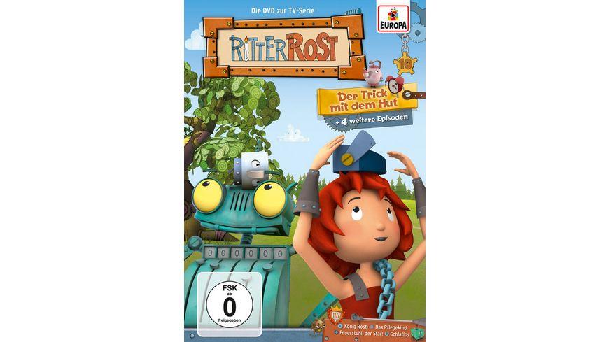 Ritter Rost Vol 10 Der Trick mit dem Hut