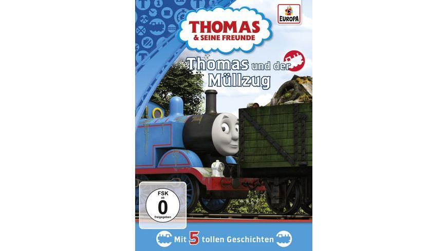 Thomas seine Freunde 37 Thomas und der Muellzug
