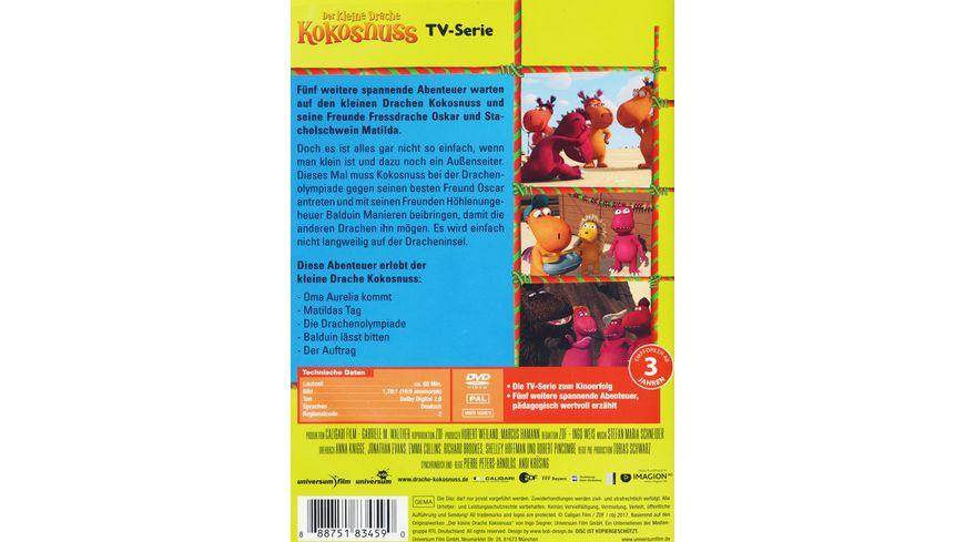 Der kleine Drache Kokosnuss TV Serie 10