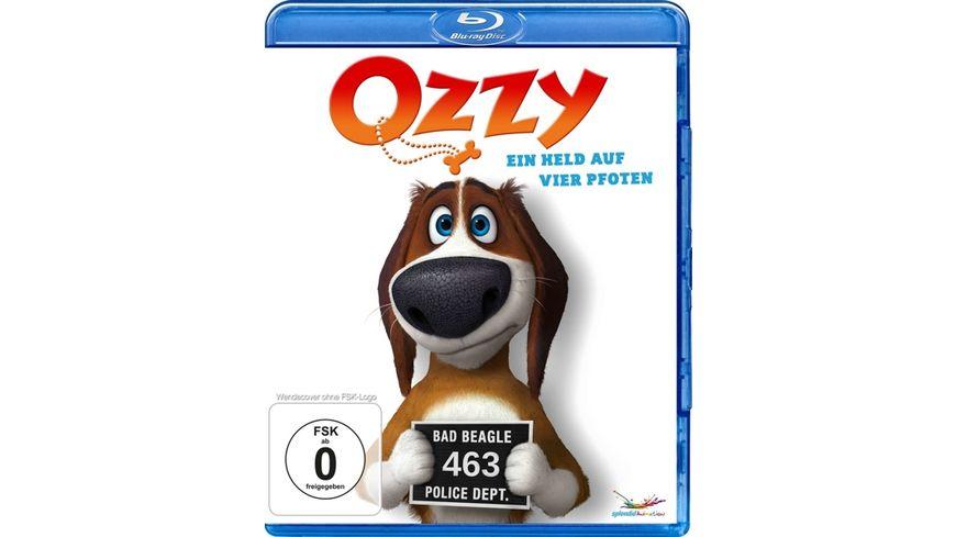 Ozzy Ein Held auf vier Pfoten