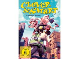 Clever Smart In geheimer Mission