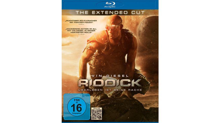 Riddick - Überleben ist seine Rache - Extended Cut