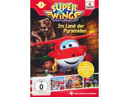 Super Wings 3 Im Land der Pyramiden