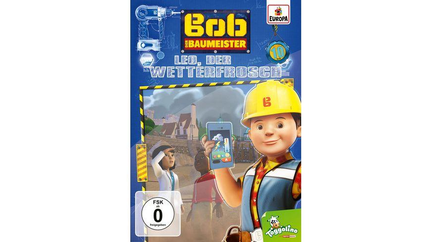 Bob der Baumeister 10 Leo der Wetterfrosch