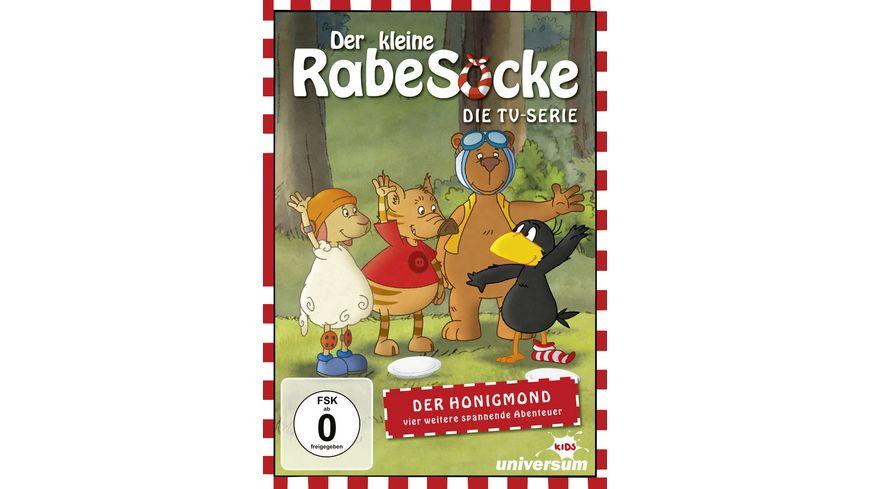 Der kleine Rabe Socke Die TV Serie 4