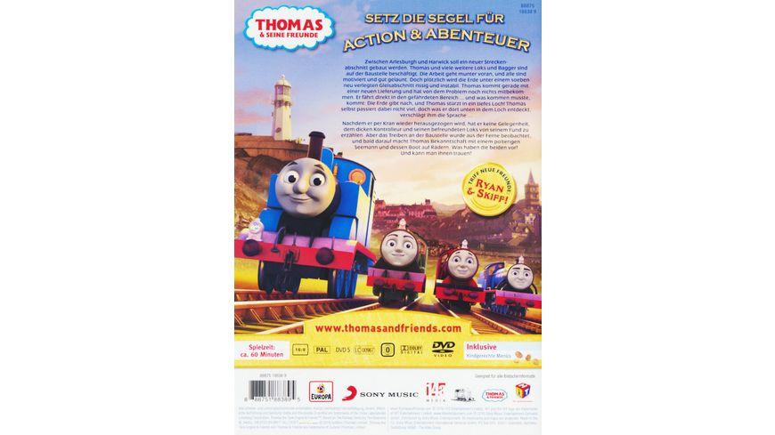 Thomas seine Freunde Sodors Legende vom verlorenen Schatz