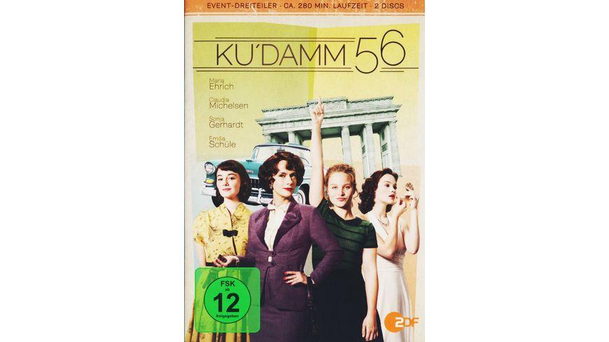 Ku damm 56 2 DVDs