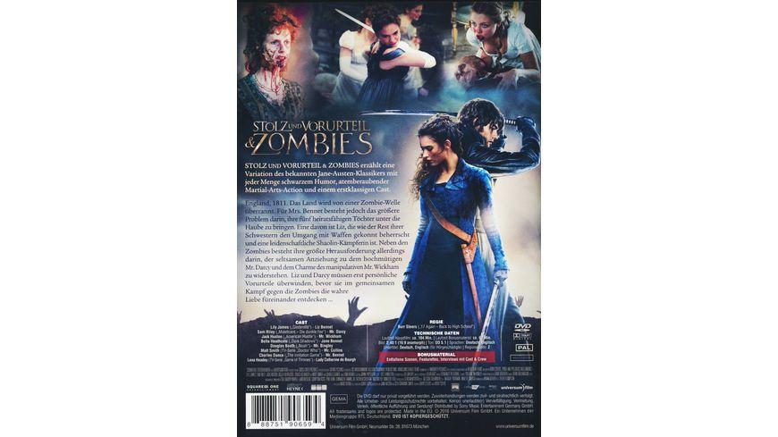 Stolz und Vorurteil Zombies