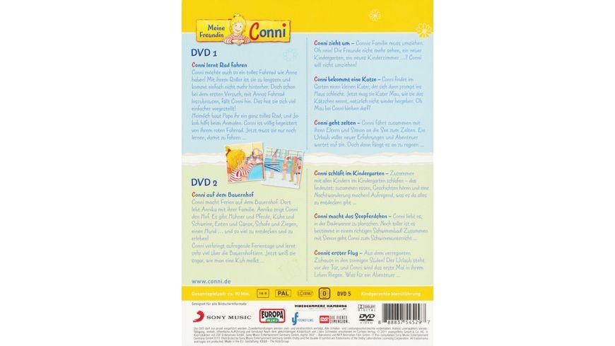 Meine Freundin Conni 1 2 2 DVDs